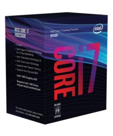 INTEL - CORE i7 8700 3.2Ghz 6 Core HT Coffee Lake Socket 1151v2 BOXED