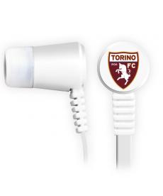 TechMade - AURICOLARI TORINO CON MICROFONO CON TASTO FUNZIONE
