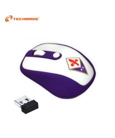TechMade - MOUSE WIRELESS ACF FIORENTINA