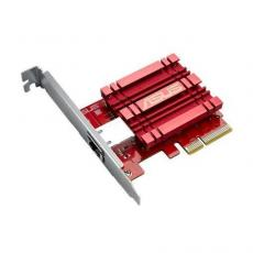SCHEDA DI RETE PCIE 10GBASE-T / COMPATIBILE CON 5/2.5/1GBPS AND 100MBPS / RJ45 PORT CON QOS / SUPPORTO WINDOWS AND LINUX K