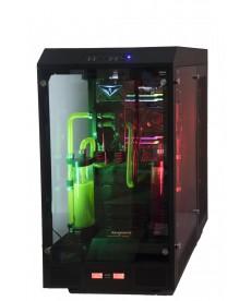 Syspack Computer - Extreme 1920X 32GB SSD 500GB+2TB 2xGTX 1080Ti 11GB SLI Liquid Cooled