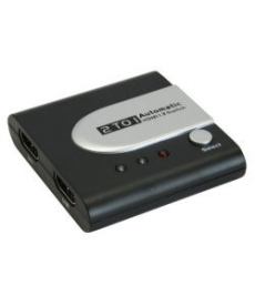 AUTOMATIC HDMI SWITCH 2 IN/1 OUT 1080P