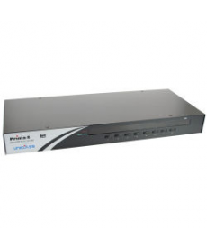 KVM 8 PORTE PS2 USB + OSD-RACK 19""