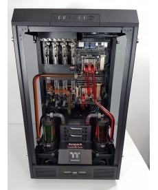 Syspack Computer - HPC Dual Xeon E5 2699 256GB SSD 1TB 4xGTX 1080 Ti 14336 Cuda Core Liquid Cooled