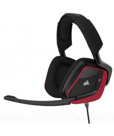 CORSAIR - CUFFIA Gaming VOID Surround Red
