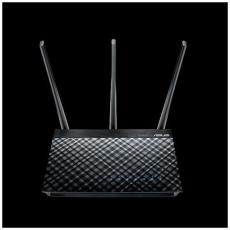 GIGABIT MODEM ROUTER WIRELESS AC750 DUAL BAND 433+300 802.11 A-B-G-N-AC / MODEM ADSL E VDSL A 100MBPS INTEGRATO / SOFTW