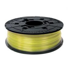 XYZ Printing - PLA CLEAR YELLOW 600 GR JUNIOR
