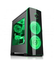 ITEK - Origin Black Green (no ali)