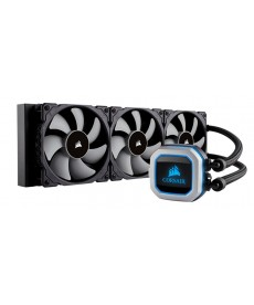 CORSAIR - HYDRO SERIES H150i PRO RGB 360mm x Socket 2066 2011 1151 AM4 FM2