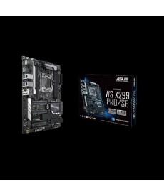 ASUS - WS X299 PRO/SE Dual M.2 iKVM DDR4 Socket 2066