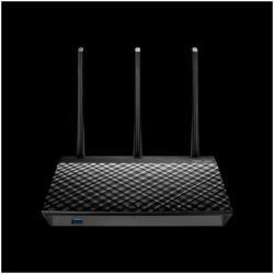 GIGABIT ROUTER WIRELESS AC1900 DUAL BAND 1300+600 802.11 A-B-G-N-AC / DUAL CORE CPU / SUPPORTO 3G-4G LTE / 2 PORTE USB ALIMENTAT