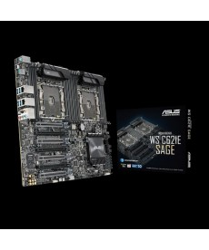 ASUS - WS C621E Sage Dual Xeon DDR4 EEB Extended-ATX M.2 Socket 3647