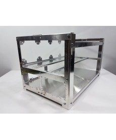 Syspack Computer - Open Air Case Mining fino a 8 GPU Kit di montaggio