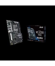 ASUS - WS X299 PRO Dual M.2 DDR4 Socket 2066