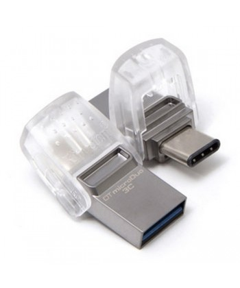 KINGSTON - PEN DRIVE 32GB MicroDuo 3C USB3.1 / Type-C