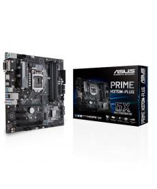 ASUS - Prime H370M-Plus DDR4 M.2 Socket 1151v2