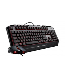 COOLER MASTER - Devastator III Kit Tastiera + Mouse Gaming 7 Color led