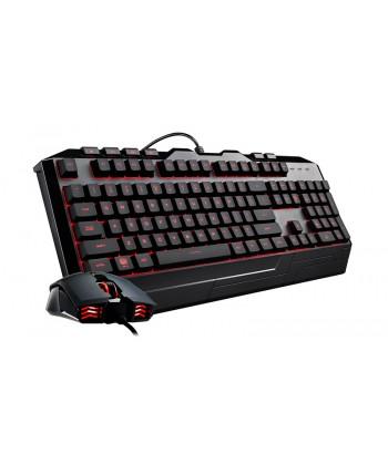 COOLER MASTER - Devastator III Kit Tastiera + Mouse Gaming 7 Color led
