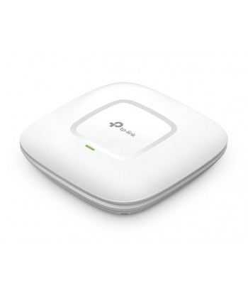 TP-LINK - Access Point Ceiling Mount Access EAP115 supporto POE