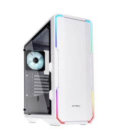 BITFENIX - Enso RGB Tempered Glass White (no ali)