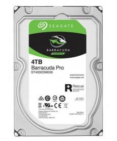 SEAGATE - 4TB BARRACUDA PRO - Sata 6GB/S 128mb