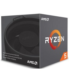 AMD - Ryzen 5 2600 3.9 Ghz 6 Core Socket AM4 BOXED