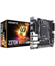 GIGABYTE - Z370N-WiFi M.2 DDR4 Mini-ITX SOCKET 1151v2
