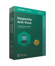 KASPERSKY - KASPERSKY ANTIVIRUS 1PC