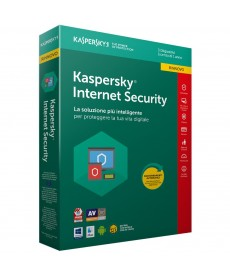 KASPERSKY - KASPERSKY INTERNET SECURITY 1PC