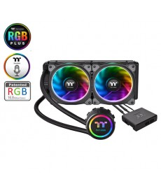 THERMALTAKE - Floe Riing RGB 240 TT Premium x Socket 2066 1151v2 1.151 AM4