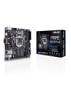 ASUS - PRIME H310I-Plus DDR4 M.2 Mini-ITX Socket 1151v2