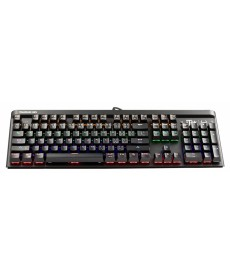 ITEK - Taurus X21 Tastiera Gaming meccanica CIY3.0 switch blu retroilluminazione multicolor