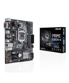 ASUS - PRIME B360M-K DDR4 M.2 Socket 1151v2