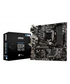 MSI - B360M PRO-VDH DDR4 M.2 SOCKET 1151v2