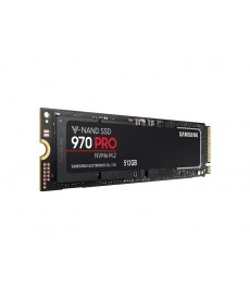 SAMSUNG - 512GB 970 Pro SSD NVMe M.2