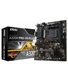 MSI - A320M Pro-VH Plus DDR4 Socket AM4
