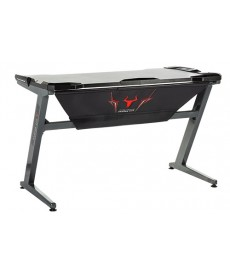 ITEK - Gaming Desk Gamdes One Red