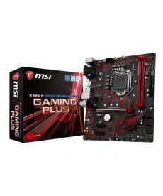 MSI - B360M Gaming Plus DDR4 M.2 SOCKET 1151v2