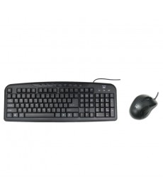 EWENT - KIT TASTIERA E MOUSE USB