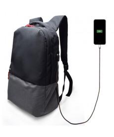 "EWENT - Zaino Notebook 17.3"" con porta usb (powerbank not included)"