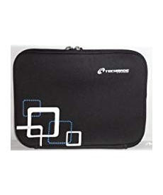 "TechMade - CUSTODIA FOLDER tablet NETBOOK 10.2"" nero"