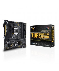 ASUS - Tuf B360M Plus Gaming DDR4 M.2 Socket 1151v2