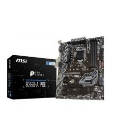 MSI - B360-A PRO DDR4 M.2 SOCKET 1151v2
