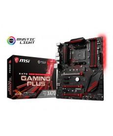 MSI - X470 Gaming Plus DDR4 M.2 Socket AM4