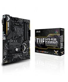 ASUS - X470-Plus TUF Gaming DDR4 M.2 - Socket AM4