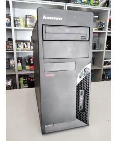 LENOVO - M58p E8400 4GB 250GB DVD Win10 Home Rigenerato Garanzia 60gg