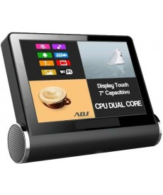 "ADJ - NVR WIRELESS 4CH DISPLAY 7"" HD"