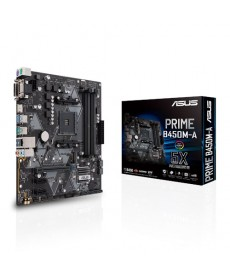 ASUS - Prime B450M-A DDR4 M.2 - Socket AM4
