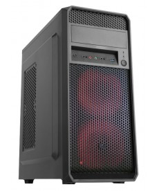 ITEK - Prime midi tower 500w Dual Fan usb3.0
