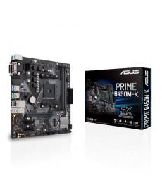 ASUS - Prime B450M-K DDR4 M.2 - Socket AM4